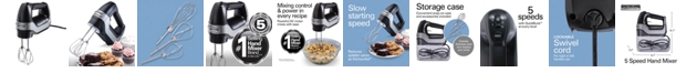 Hamilton Beach Professional 5-Speed Hand Mixer