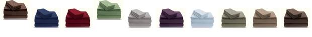 Tribeca Living Flannel 170-GSM Cotton Solid Extra Deep Pocket