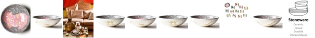 Coton Colors by Laura Johnson Chinese Zodiac Pig Bowl