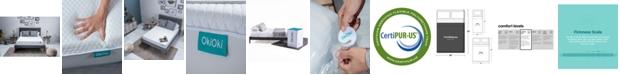 OkiOki OkiFlex Medium Firm Hybrid Mattress - Full, Quick Ship, Mattress in a Box