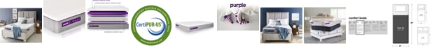 "Purple .2 Hybrid 11"" Mattress - Twin XL"