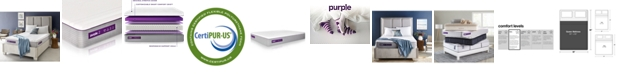 "Purple .2 Hybrid 11"" Mattress - Queen"