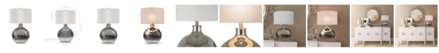 Hudson & Canal Laelia Table Lamp In Ombre Plated Glass