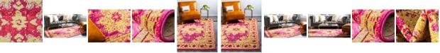 Bridgeport Home Sana San6 Pink Area Rug Collection