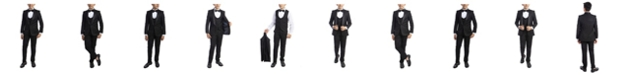 Perry Ellis Little Boy's 5-Piece Slim Fit Shawl Tuxedo Set
