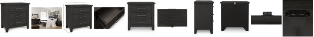 Furniture Burbank Nightstand