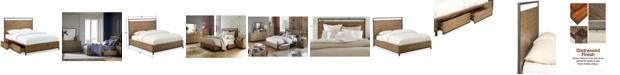Furniture Gatlin Storage King Platform Bed, Created for Macy's