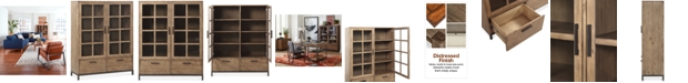Furniture Gatlin Home Office Bookcase, Created for Macy's