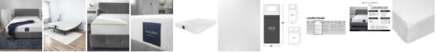 "MacyBed 8"" Firm Memory Foam Mattress , Quick Ship, Mattress in a Box - Twin XL"