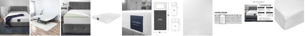 "MacyBed 8"" Firm Memory Foam Mattress, Quick Ship, Mattress in a Box - Twin"