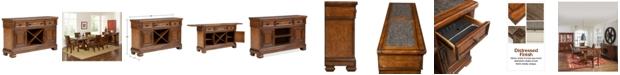 Furniture Closeout! Mandara Credenza