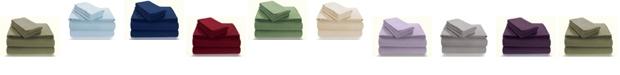 Tribeca Living Flannel 170-GSM Cotton Solid Extra Deep Pocket King Sheet Set
