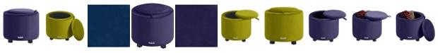 PANTONE UNIVERSE (TM) Pantone Short Storage Stool