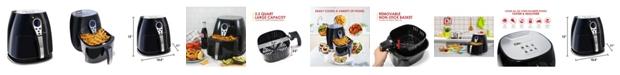 Elite by Maxi-Matic Elite Platinum 3.2 Quart Digital Air Fryer