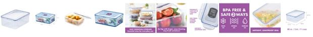 Lock n Lock Easy Essentials Rectangular 88-Oz. Food Storage Container