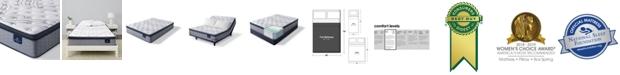 "Serta Perfect Sleeper Kleinmon II 13.75"" Firm Pillow Top Mattress - Full"