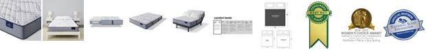 """Serta Perfect Sleeper Trelleburg II 12.5"""" Extra Firm Mattress - King"""