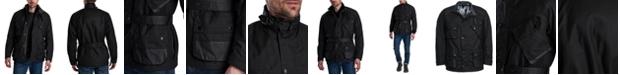 Barbour Men's Heavyweight Tartan-Lined Jacket