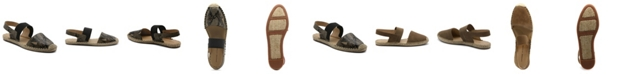 Adrienne Vittadini Women's Angelo Espadrille Flat Sandals