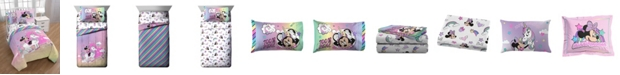 Disney Minnie Bowtique 'Unicorn Dreams' 6pc Twin bed in a bag