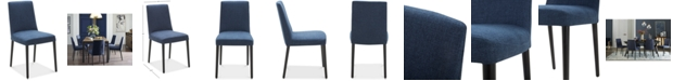 Furniture CLOSEOUT! Gatlin Upholstered Dining Chair, Created for Macy's
