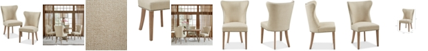 Furniture Deshaun Dining Side Chair (Set Of 2), Quick Ship