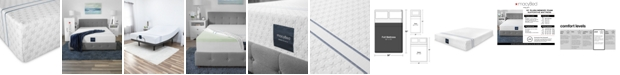 "MacyBed 10"" Plush Memory Foam Mattress , Quick Ship, Mattress in a Box - Full"