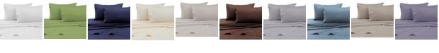Tribeca Living 750 Thread Count Cotton Sateen Extra Deep Pocket King Sheet Set