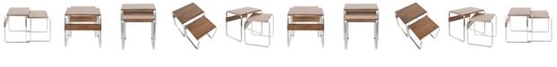 Lumisource Tea Side Nesting Tables