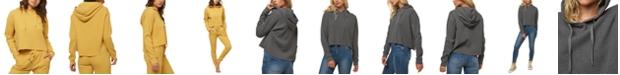 O'Neill Juniors' Kyla Cotton Cropped Hoodie