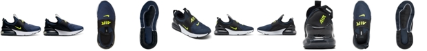 Nike Little Kids Air Max 270 Extreme Slip-On Casual Sneakers from Finish Line