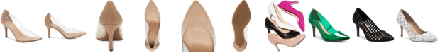 INC International Concepts Women's Zitah Pointed Toe Pumps, Created for Macy's