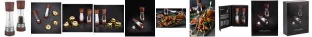 Cole & Mason Derwent Forest Wood Salt & Pepper Mill Gift Set