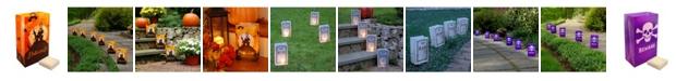 JH Specialties Inc/Lumabase LumaBase Set of 6 Battery Operated LED Luminaria Kit
