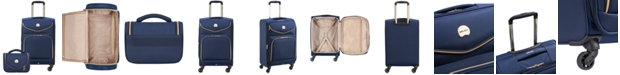 Delsey CLOSEOUT! Envysion 2-Piece Luggage Set, Created for Macy's