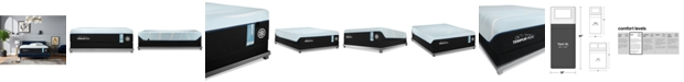 "Tempur-Pedic TEMPUR-LUXEbreeze° 13"" Soft Mattress Set- Twin XL"