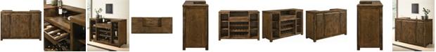 Coaster Home Furnishings 1-Drawer Bar Unit