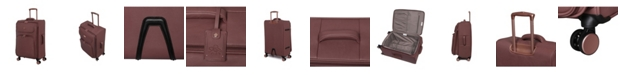 """it Girl 32"""" Composed Softside Semi-Expandable Spinner Suitcase"""