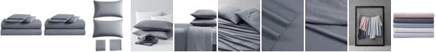 Kenneth Cole New York Miro Solid Excel Sheet Set, Twin
