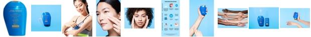 Shiseido Ultimate Sun Protection Lotion Broad Spectrum SPF 50+, 3.3-oz.