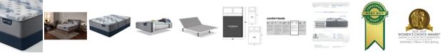 "Serta iComfort by Blue Fusion 200 13.5"" Hybrid Plush Mattress Set - Full"