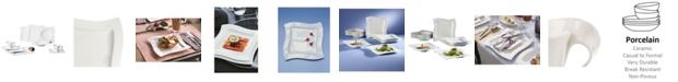 Villeroy & Boch New Wave 30-Pc. Dinnerware Set, Service for  6