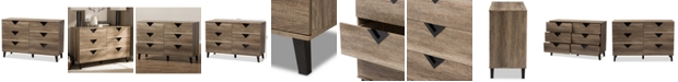 Furniture Wales 6-Drawer Chest