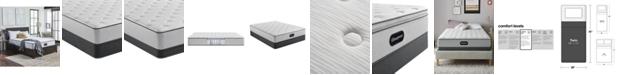 """Beautyrest BR800 12"""" Medium Firm Mattress Set - Twin"""