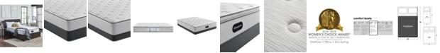 """Beautyrest BR-800 12"""" Medium Firm Mattress Set - Full"""