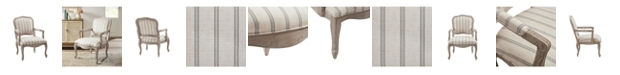 Furniture Monroe Accent Chair, Quick Ship