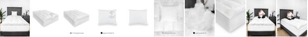 SensorPEDIC 2-Inch Down Alternative Mattress Topper and Two Pillows Bundle - Full