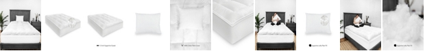 SensorPEDIC 2-Inch Down Alternative Mattress Topper and Pillow Bundle