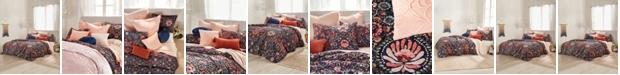 Peri Home Lush Floral Full/Queen Comforter Set