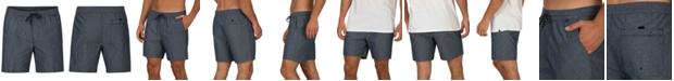 """Hurley Men's Chambray Volley 18"""" Shorts"""